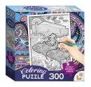 Noah's Ark: Coloring Puzzle