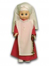 Holy Spirit Adoration Nun Doll