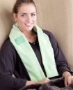 Inspirational  Aromatherapy Wrap(Green) Be Still