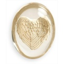 Guardian Wings Worry Stone