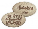 Pocket Stone: Psalm 46:10