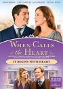 When Calls The Heart: It Begins With Heart - DVD
