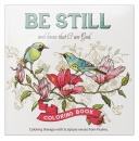 Be Still (Coloring Book)