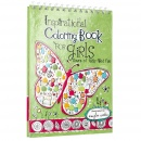 Inspirational Coloring Book for Girls: Hours of Faith-Filled Fun Spiral-bound