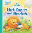 My Little Treasury: First Prayers and Blessings