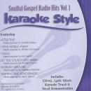 Karaoke Style: Soulful Gospel Radio Hits, Vol. 1 image