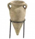 Clay Water Jar (With Stand)