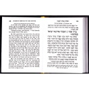 Daily Prayer Book (Hebrew/English)