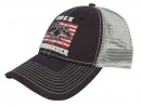 Duck Commander Flag Cap (Navy/White)