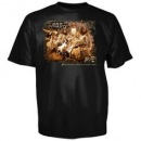 Duck Commander Fear God Shirt: Black | Small