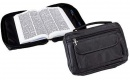 Bible Cover: Geniune Leather | Black | X-Large