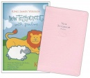 KJV New Testament and Psalms (Pink)