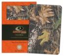 NKJV Personal Size Giant Print Reference Bible, Mossy Oak Edition, Leathersoft Camo