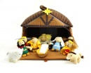 Nativity Plush Play Set (11 Pieces)
