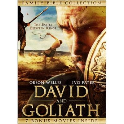 David and Goliath (Includes 7 Bonus Movies)