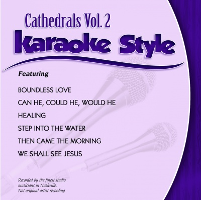Karaoke Style: Cathedrals, Vol. 2