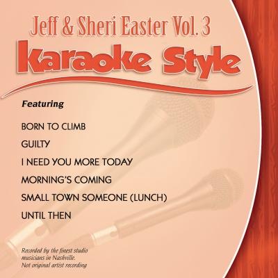 Karaoke Style: Jeff & Sheri Easter, Vol.3