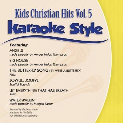 Karaoke Style: Kids Christian Hits Vol. 5