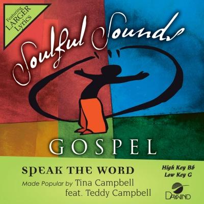 Speak The Word