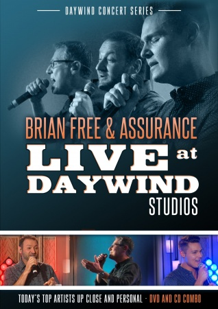 Live At Daywind Studios: Brian Free & Assurance (CD+DVD)