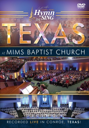 Gospel Music Hymn Sing: Live In Texas (DVD)