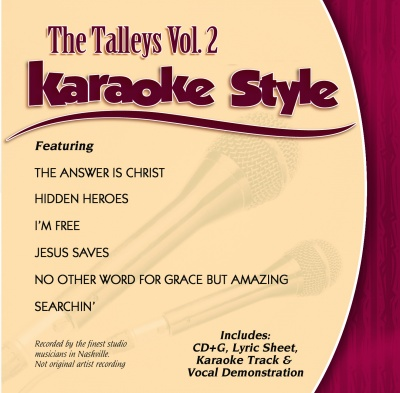 Karaoke Style:The Talleys Vol.2