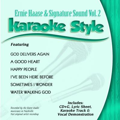Karaoke Style: Ernie Haase & Signature Sound Vol. 2