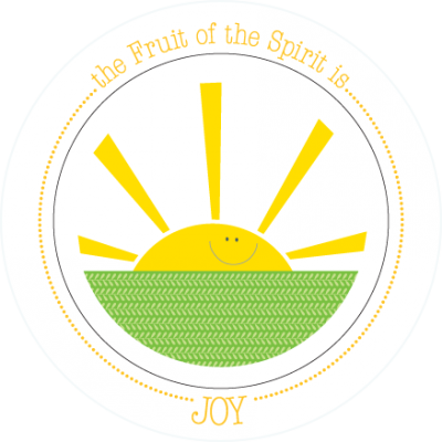 Fruit-Full Plate: Joy