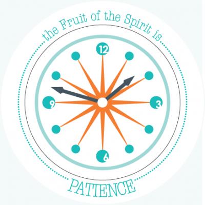 Fruit-Full Kids Plate: Patience