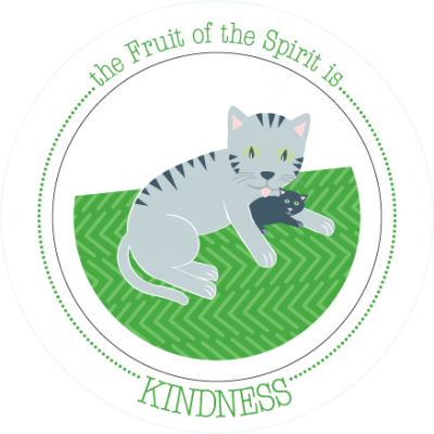 Fruit-Full Kids Plate: Kindness