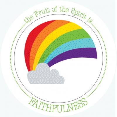 Fruit-Full Kids Plate: Faithfulness