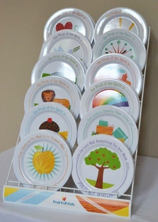 Fruit-Full Kids Deluxe Display