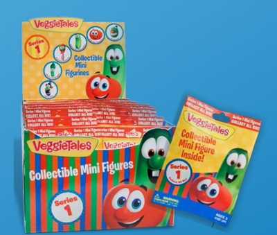 VeggieTales Blind Bag (24pk)