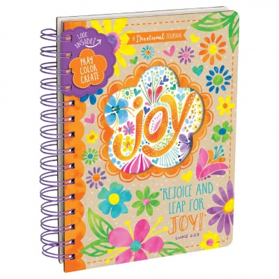 Rejoice and Leap for Joy Devotional Journal