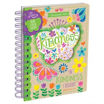 In Kindness I Delight Devotional Journal
