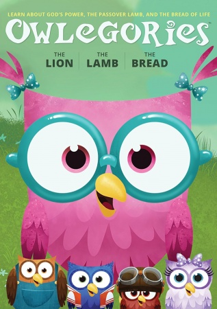 Owlegories: The Lion, The Lamb, The Bread