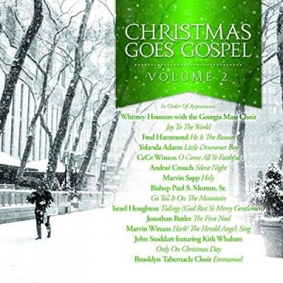 Christmas Goes Gospel, Vol. 2