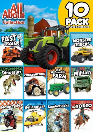 All About Collection 10-Pack: Explore & Discover