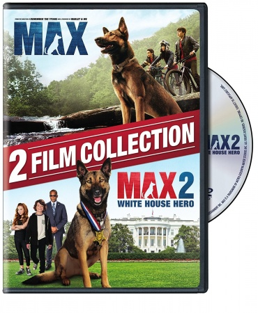 Max / Max 2: White House Hero (2 Film Bundle)