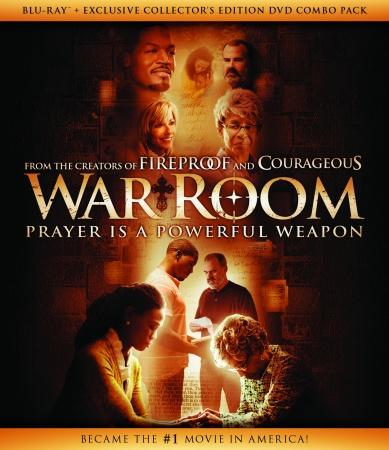 War Room (BLU-RAY/DVD COMBO)
