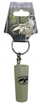 Uncle Si's Teacup Keychain