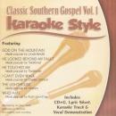 Karaoke Style: Classic Southern Gospel, Vol. 1