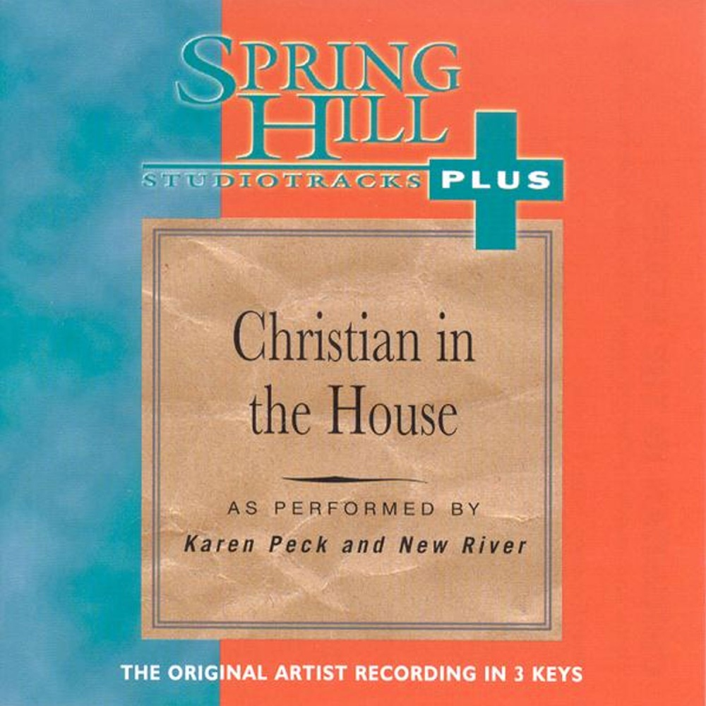 Christian in the house karen peck accompaniment tracks for Gospel house music