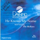 He Knows My Name image