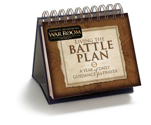 Living the Battle Plan - Inspired by War Room